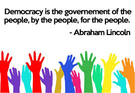 importance of democracy essay and speech importance of democracy quote