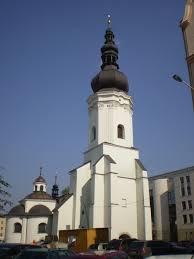 Výsledek obrázku pro kostel sv. václava ostrava