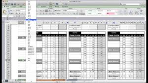 workout excel templates pt fitness excel workout template from excel training designs youtube