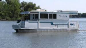 Small Picture Trailerable Houseboat For Sale This trailerable houseboat is