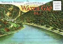 Reminiscing The Delaware Water Gap Hemmings Daily