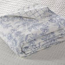 Karen Blue Reversible Quilt Collection & Reviews | Birch Lane & Karen Reversible Quilt Adamdwight.com