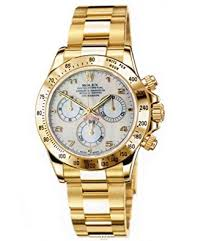 amazon com rolex mens yellow gold daytona white dial watches rolex mens yellow gold daytona white dial