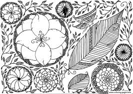 Small Picture Coloring Pages Spring Coloring For Print Adult Leen Margot Middle