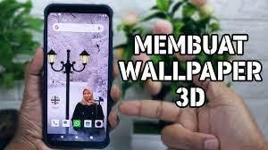 Cara Membuat Wallpaper 3D Menggunakan ...