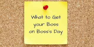 national boss s day in canada is right around the corner the purpose of this day is for employees to show their boss some appreciation