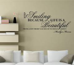 buy keep smiling removable vinyl wall poet art word sticker diy 3d room wall decal quote on vinyl wall art words stickers with buy keep smiling removable vinyl wall poet art word sticker diy 3d