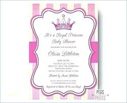 Baby Shower Invitation Backgrounds Free Impressive Free Baby Shower Invitation Templates Beautiful Princess Baby Shower
