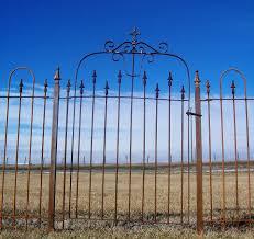ornate wrought iron gate54 gate