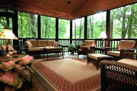 screen porch furniture. Screen Porch Furniture Screened In Patio  Arrangements For . O