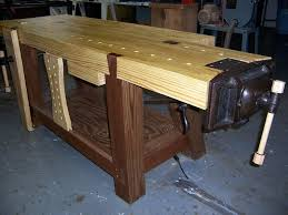 22 Excellent Woodworking Bench Plans Roubo  EgorlincomRoubo Woodworking Bench