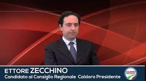Elezioni Regionali Campania - Ettore Zecchino