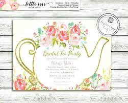 tea party invitations free template garden tea party invitations high bridal shower printable