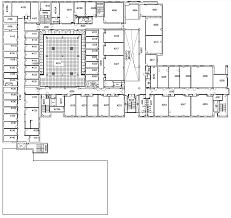 Seamans Center Fourth Floor