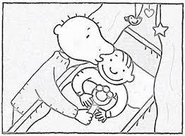 Baby Bed Kleurplaten Brekelmansadviesgroep