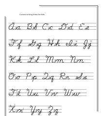English handwriting practice sheets. College paper Academic Service
