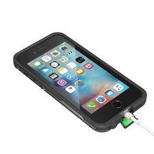 apple iphone 100. otterbox 77-52558 lifeproof fre apple iphone 6/6s plus black_alt_image_2 iphone 100