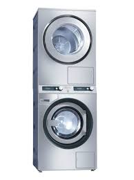 miele washer dryer combo. Wonderful Miele Miele PWT 6089 Stacking Washer  Dryer Combo Inside N