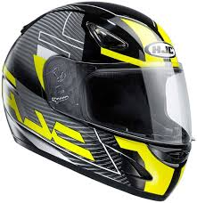 Hjc Is17 Helmet Hjc Cs 14 Suna Helmet Black Yellow