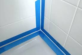black mold in shower caulk bathroom caulking mold mold removal how to get rid of black