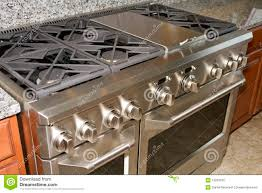 Gas Kitchen Ranges Modern Kitchen Gas Stove Stock Photos Images Pictures 1840