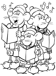 Small Picture Christmas Coloring Sheets Christmas Kid Coloring Pages Santa