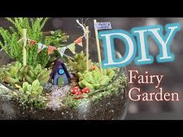 diy fairy garden and terrarium you