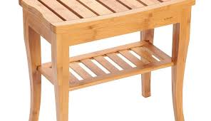 shower stool bench common dimensions ideas outdoor top triangle hand small woode depth cover plans wall