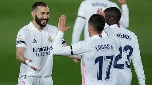 Wir haben gute neuigkeiten für sie: Real Madrid 2 1 Barcelona Champions Real Hang On In Clasico Thriller Football News Sky Sports