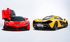 mclaren p1 vs laferrari. arch rivals ferrari and mclaren have both revealed their new hypercars at the 2013 geneva motor show today produce over 900bhp 650lb ft mclaren p1 vs laferrari a