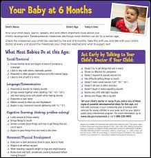 Month By Month Developmental Milestones Chart 5 Month Old