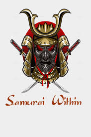 Samurai Warrior Design Samurai Within Samurai Warrior Bushido Mask Japanese Oni