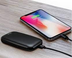 Pin sạc dự phòng Mini Baseus Q Portable 10000mAh cho Smartphone