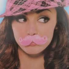 image is loading fun mini handlebar mustache hen night party