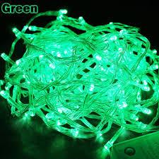 <b>Green LED</b> Fairy Light, <b>10M</b>, Plug-in, Clear Cable | Shopee Malaysia
