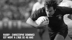 Rugby : Christophe Dominici est mort à ...