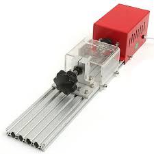 220v 280w mini lathe beads machine woodworking diy lathe polishing drill rotary tool