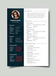 Professional Resume Template Free Download – Stmarysrespite.org