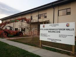 Repairing Exterior Walls Construction And Electrical Burgos Group - Exterior walls