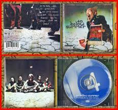 輸入盤cd 40 below summer 40 ビロウ サマー
