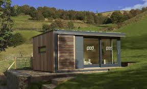 Small Picture Garden Shed Home Offices Sprouting Up in UK TreeHugger