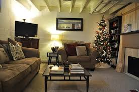 Beautiful Decorate Unfinished Basement Decorating Ideas Is A Part Of All And Perfect Design