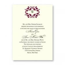 Sample Invitation Cards 5 Free Wedding Invitation Samples The American Wedding