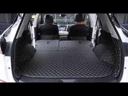 <b>Обшивка багажника</b> для Nissan Murano - YouTube