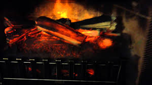 ProFusion Heat Electric Log Insert With Real Flame Effect U2014 5100 Electric Fireplace Log Inserts