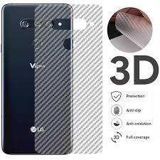 10D <b>Silicone</b> Soft <b>Hydrogel Sticker</b> Film For LG G5 G6 G7 G8 ThinQ ...