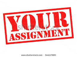 assignment stock images royalty images vectors shutterstock your assignment red rubber stamp over a white background
