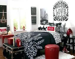 Red And Black Bedroom Red Bedroom Decor Red Bedroom Decor Black ...