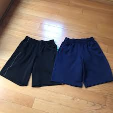 Cat And Jack Size Chart Boy 5 X 20 Bundle Of 2 Boys Shorts Navy Black