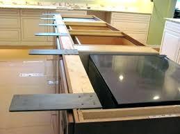 support for granite countertop overhang support how to support granite countertop overhangs on islands granite countertop support for granite countertop